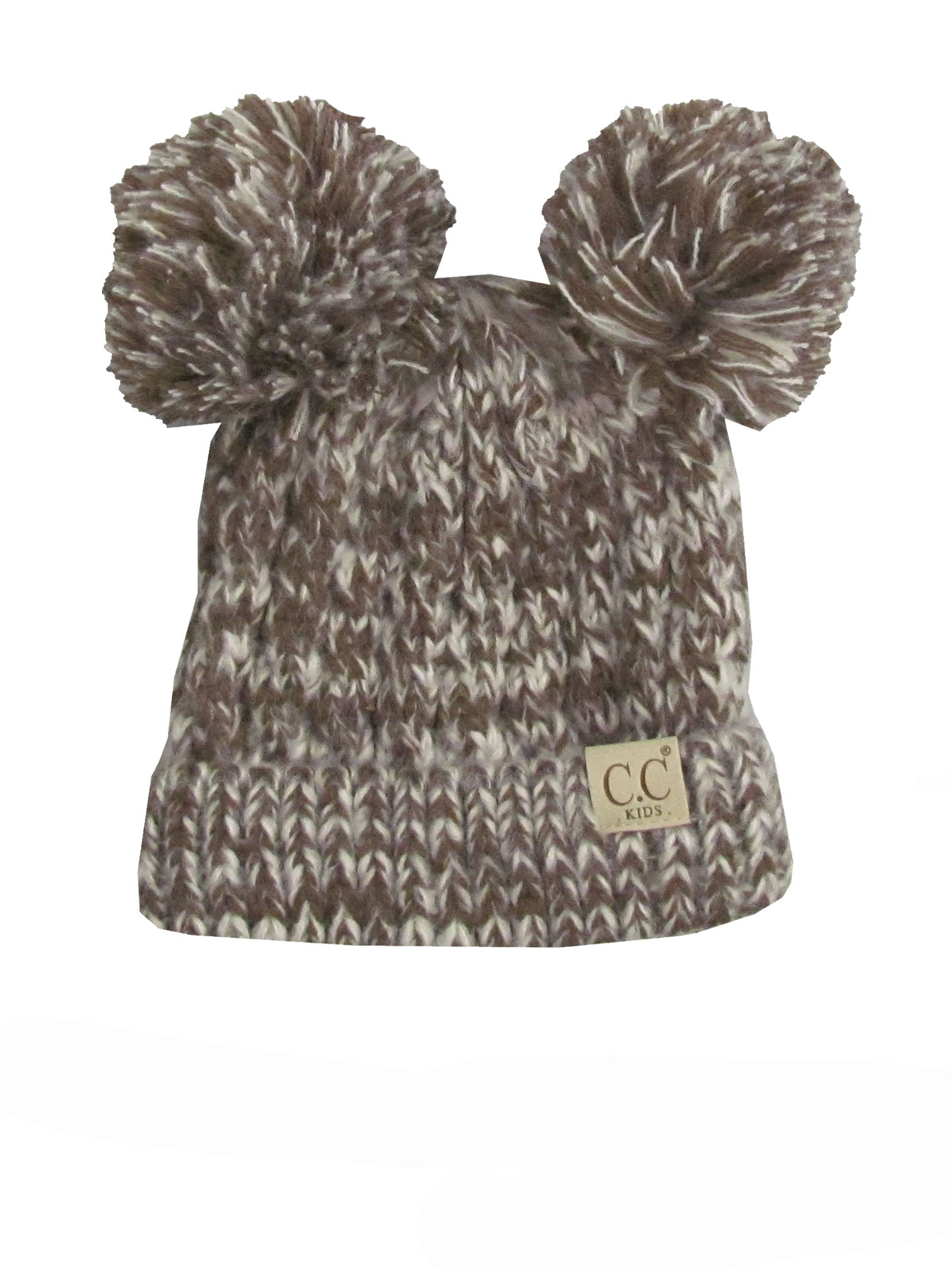 C.C Kid-23 Brown Youth Beanie