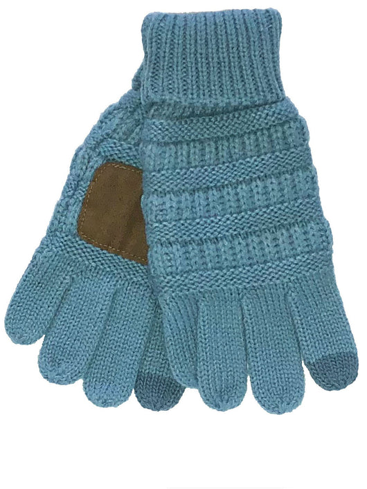 G-20-KIDS DENIM GLOVES