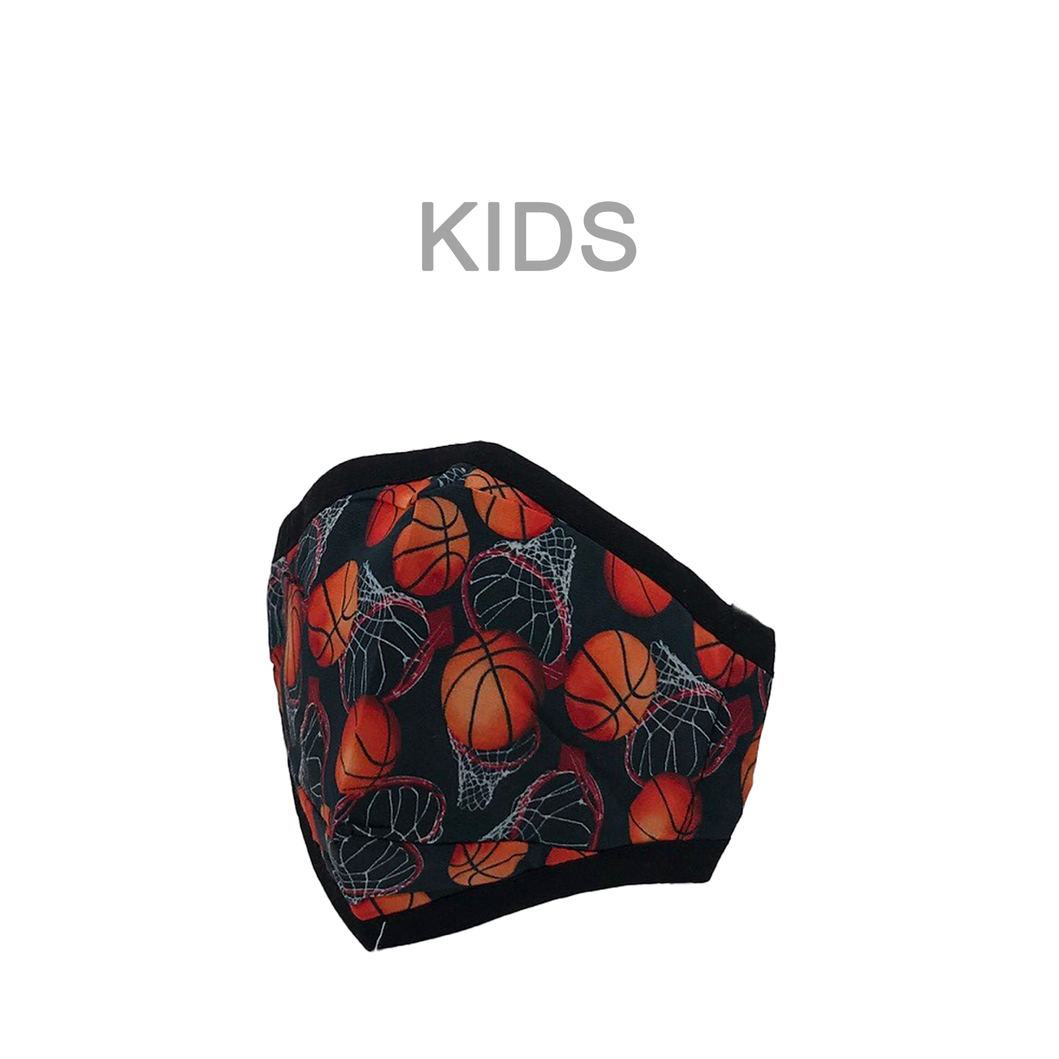 KIDS MASK BASKETBALL