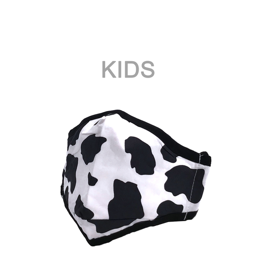 KIDS MASK COW