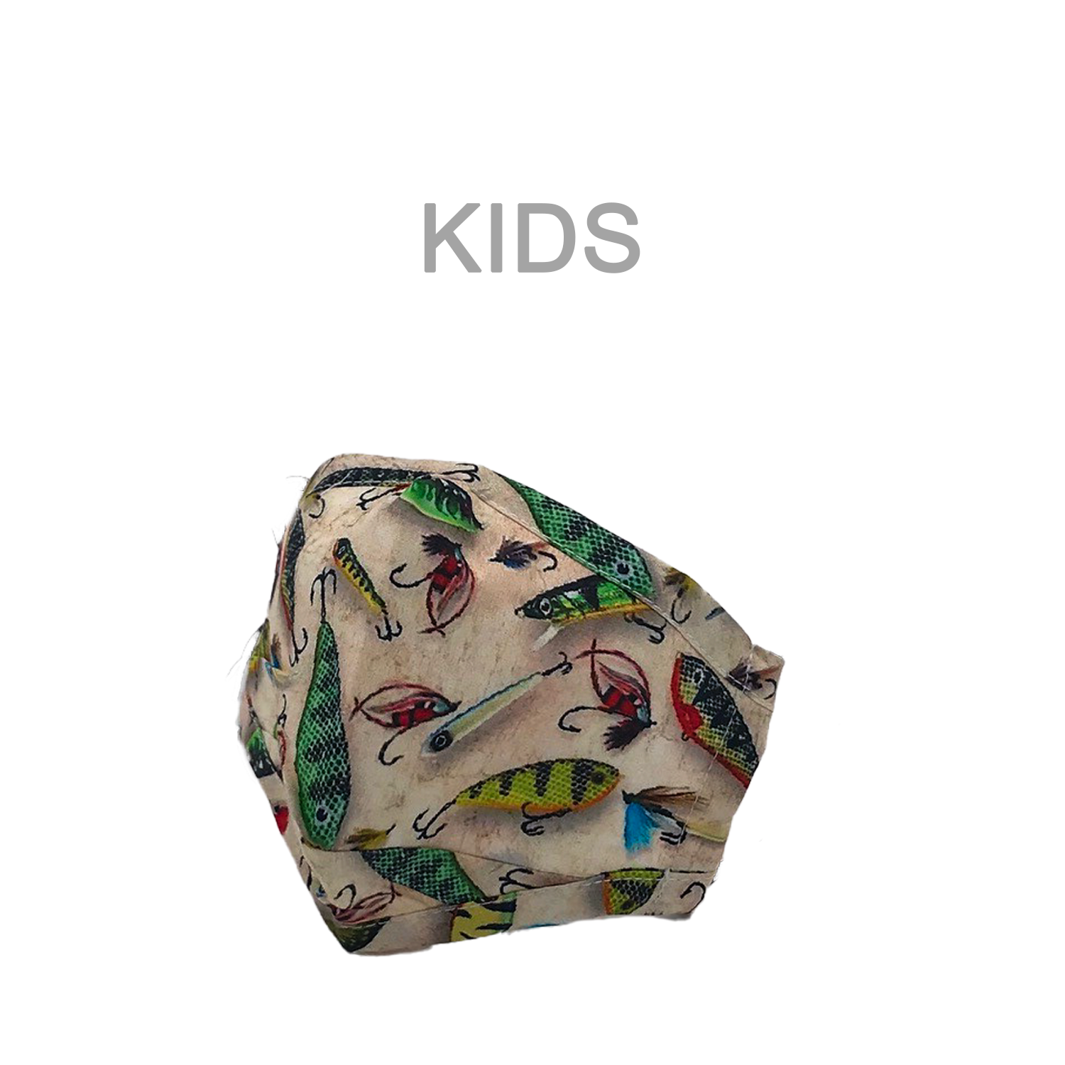 KIDS MASK LURES