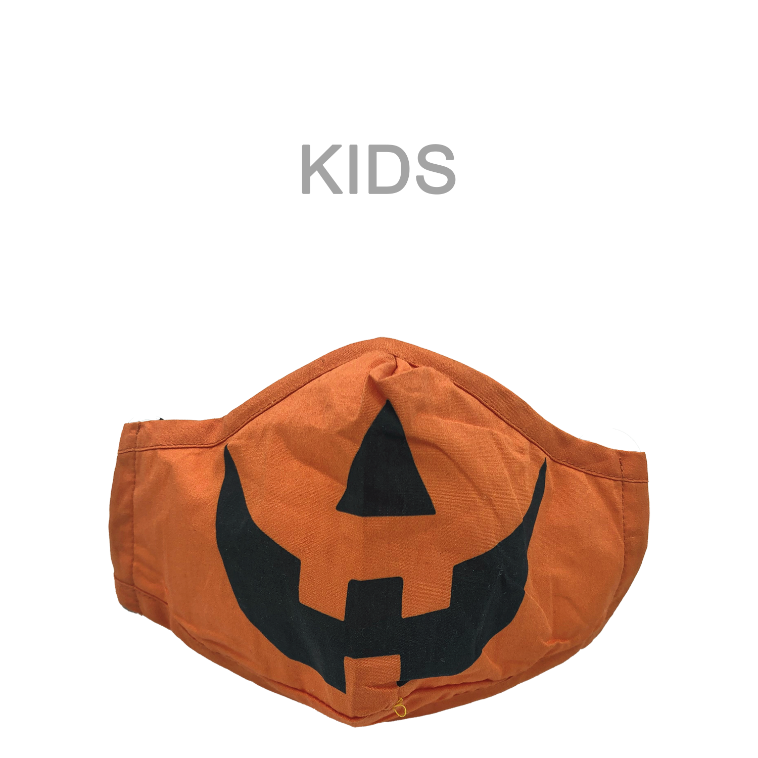 KIDS MASK PUMPKIN