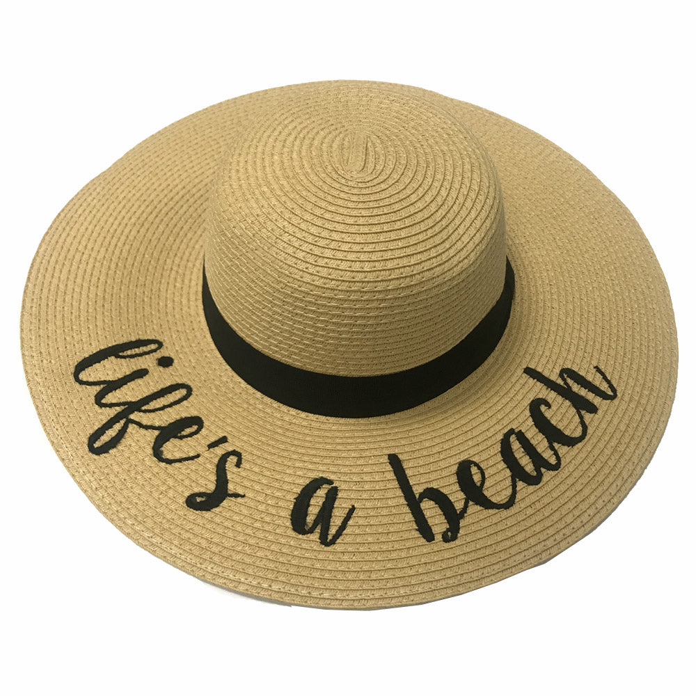 ST-2017 Life's a Beach Hat