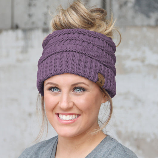 MB-20A BEANIE VIOLET
