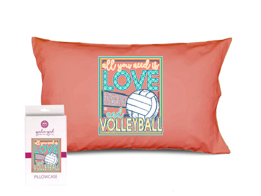 PC-Volleyball Pillowcase