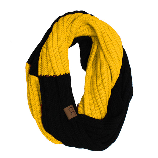 SF-56 Black and Gold Team Infinty Scarf