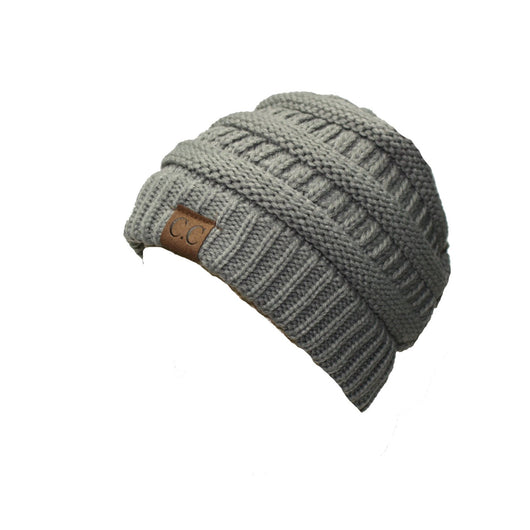 HAT-20A BEANIE Natural Gray