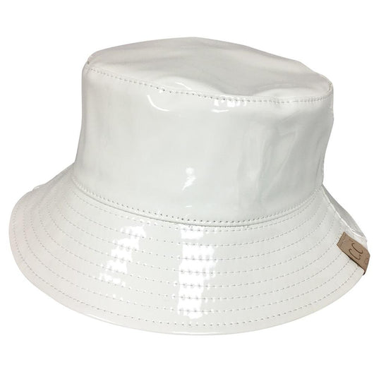 C.C Rain Bucket Hat Youth-Ivory