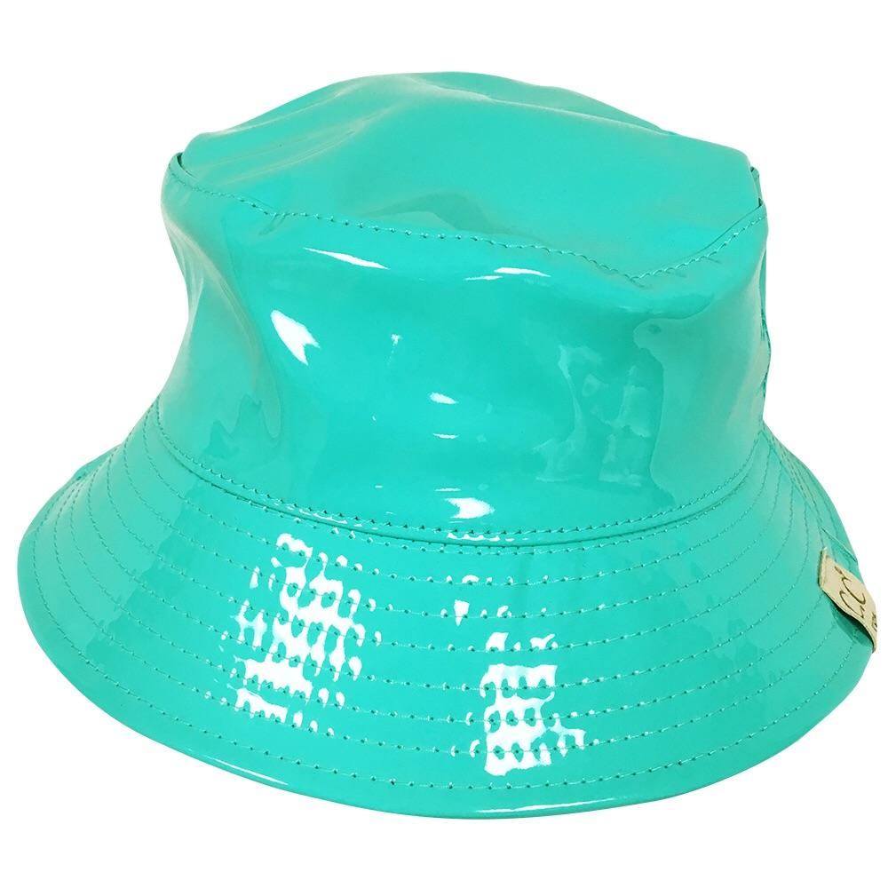 C.C Rain Bucket Hat Youth-Mint