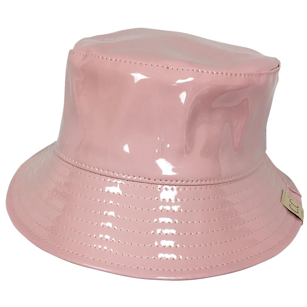 C.C Rain Bucket Hat Youth-Rose