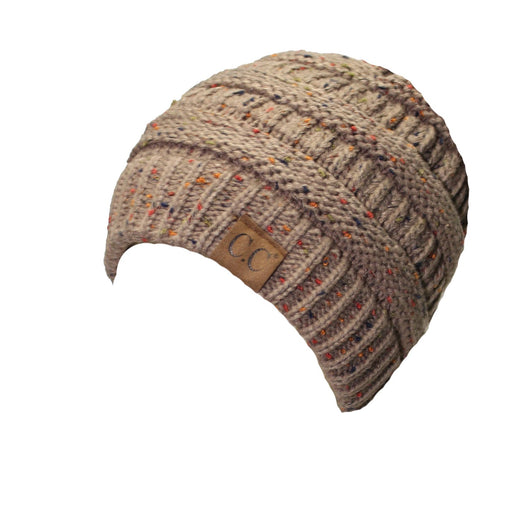 HAT33-Speckled Taupe