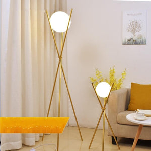 Dome of Rome Floor Lamp