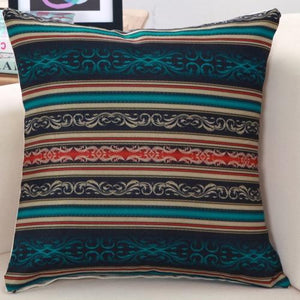 Diametric Lines Cushion