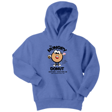 Load image into Gallery viewer, The Hungry Donut Full Color Logo / Youth Hoodie