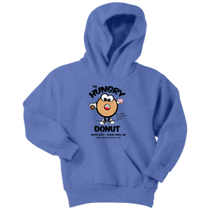 The Hungry Donut Full Color Logo / Youth Hoodie