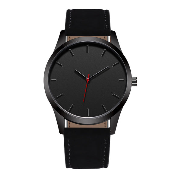 Leather Sport men's watches (High quality)