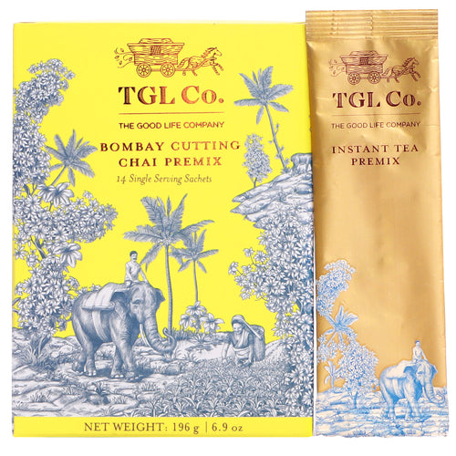 TGL Co. Bombay Cutting Chai Premix