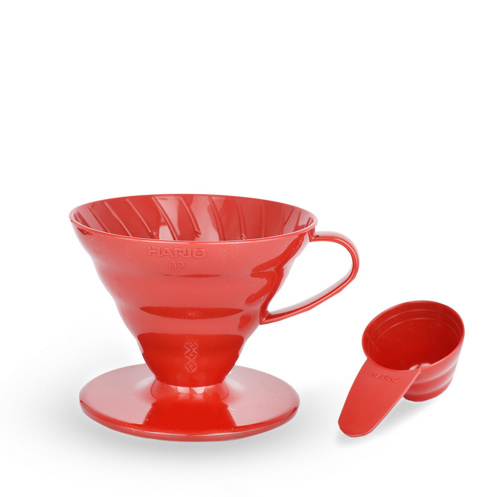 TGL Co. Hario V60 Red Coffee Dripper 02