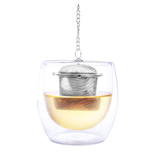 TGL Co. Basket Tea Strainer