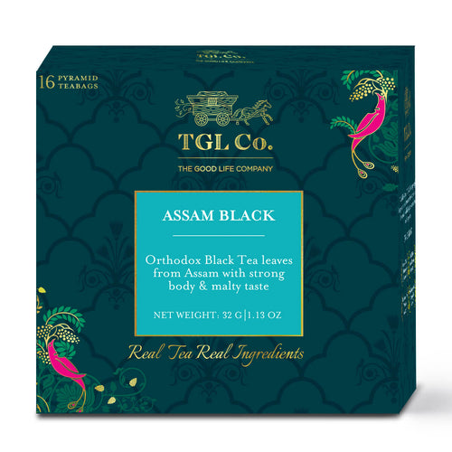 TGL Co. Assam Black