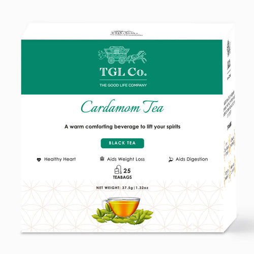 Cardamom Black Tea - Pack of 25