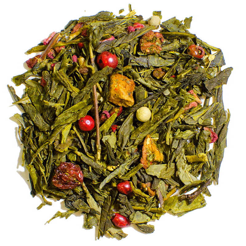 TGL Co. Chili Romance Green Tea