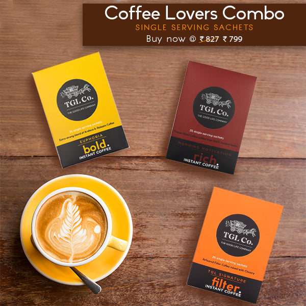 Coffee Lovers Combo