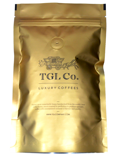 TGL Co. Vanilla Swirl Flavoured Coffee French Press Grind