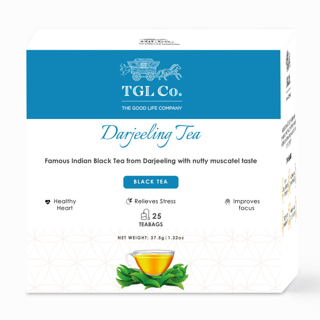 Darjeeling Black Tea - Pack of 25