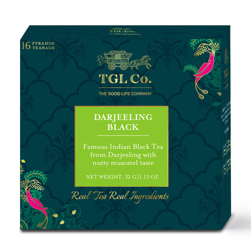 TGL Co. Darjeeling Black