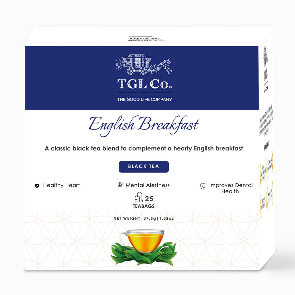 English Breakfast Tea - Pack of 25