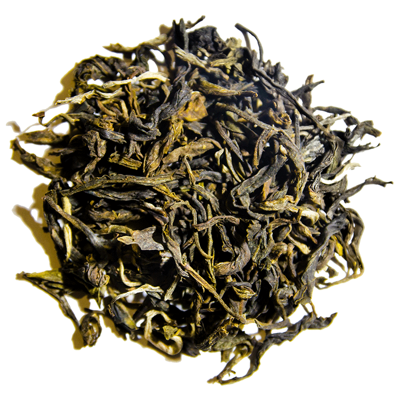 TGL Co. Green Pu-Erh Green Tea