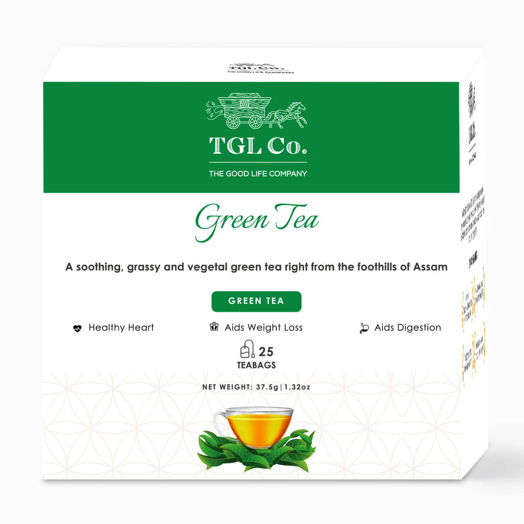 Green Tea - Pack of 25