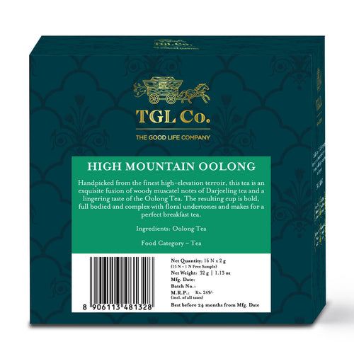 TGL Co. High Mountain Oolong