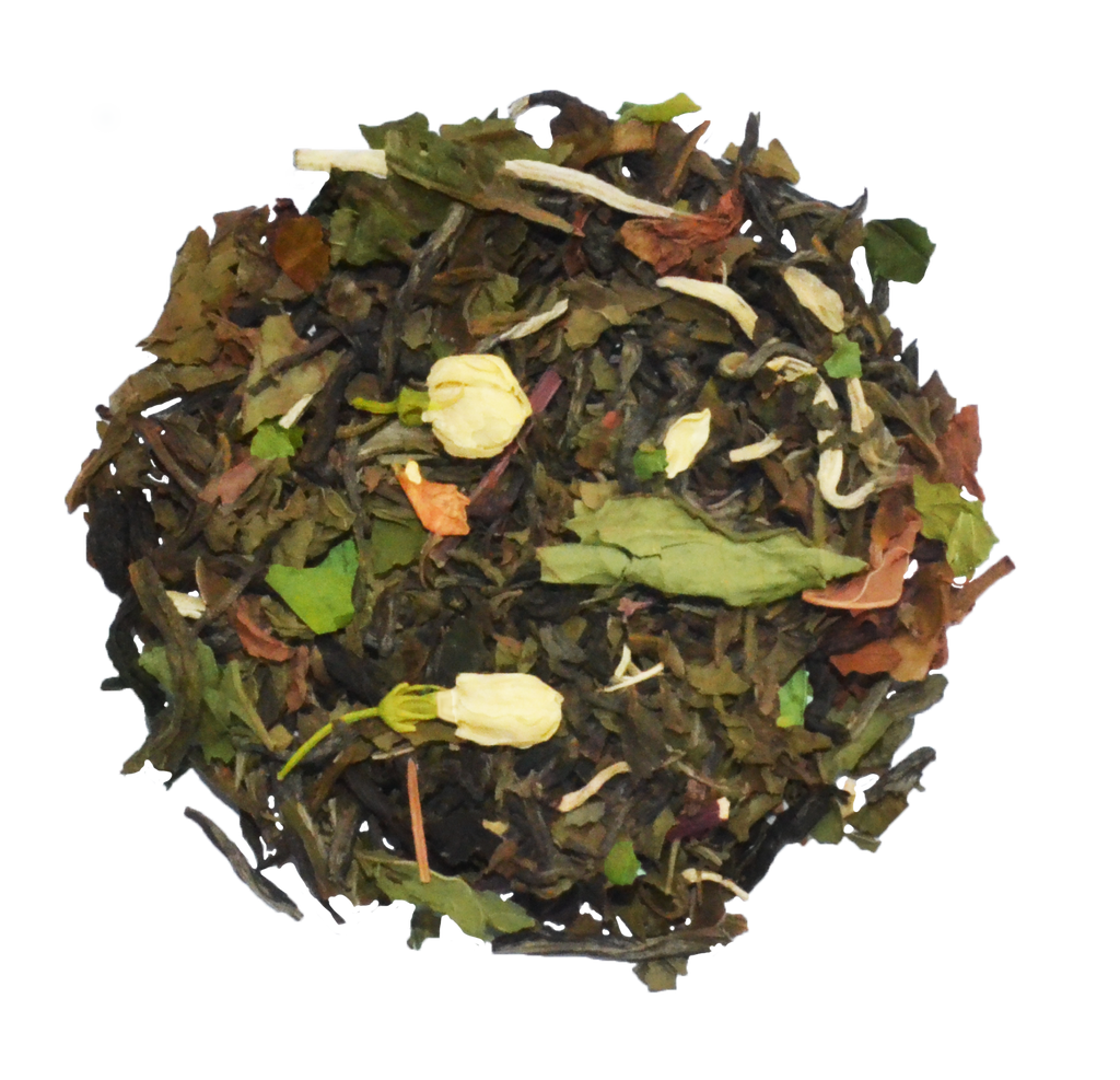 TGL Co. Jasmine Blush Green Tea