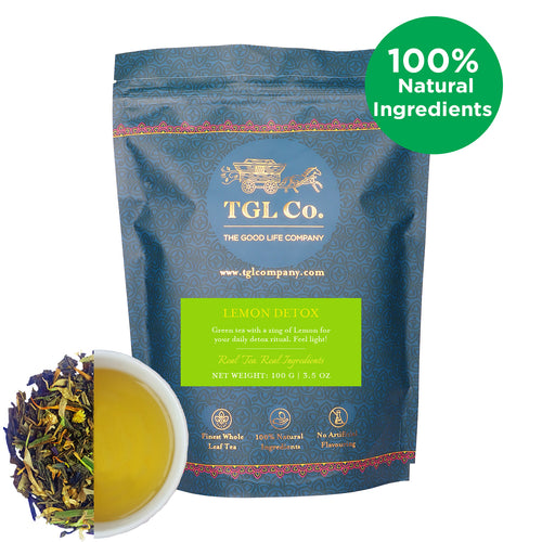 TGL Co. Lemon Detox