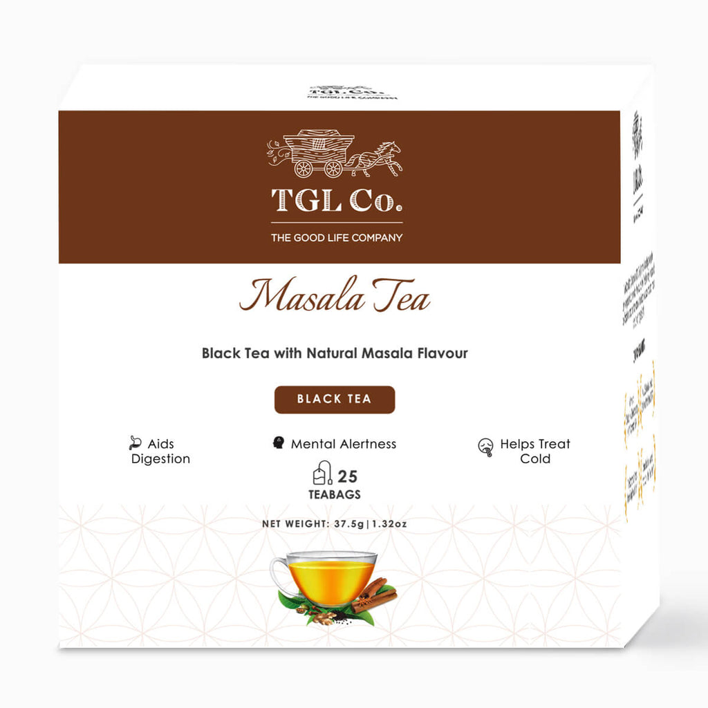 Masala Tea - Pack of 25