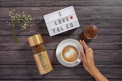 TGL Co. Morning Motivation Instant Freeze-dried Coffee