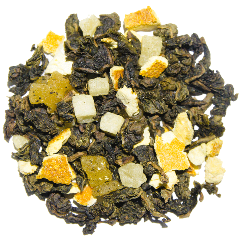 TGL Co. Orange and Mango Oolong Tea