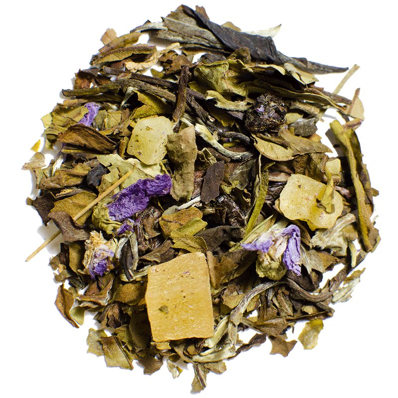 TGL Co. Pearl Of The Caribbean White Tea