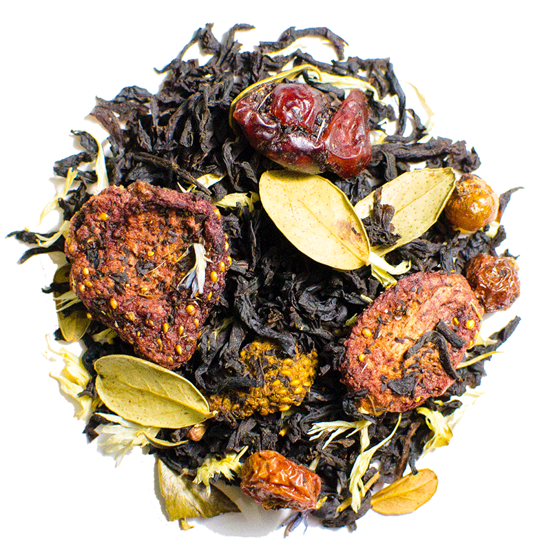 TGL Co. Red Berries Black Tea