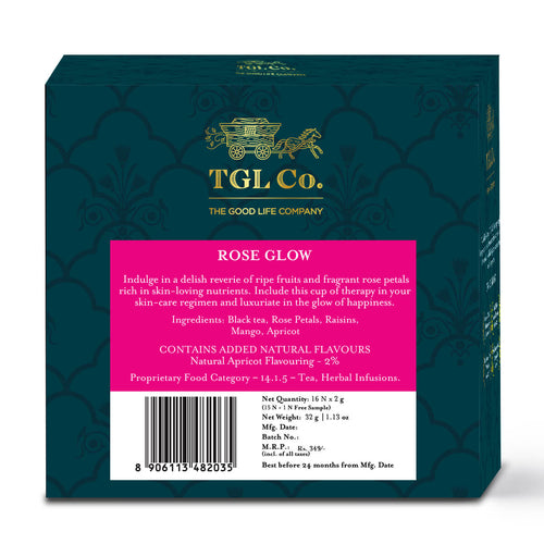 TGL Co. Rose Glow