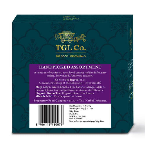 TGL Co. Handpicked Assortments