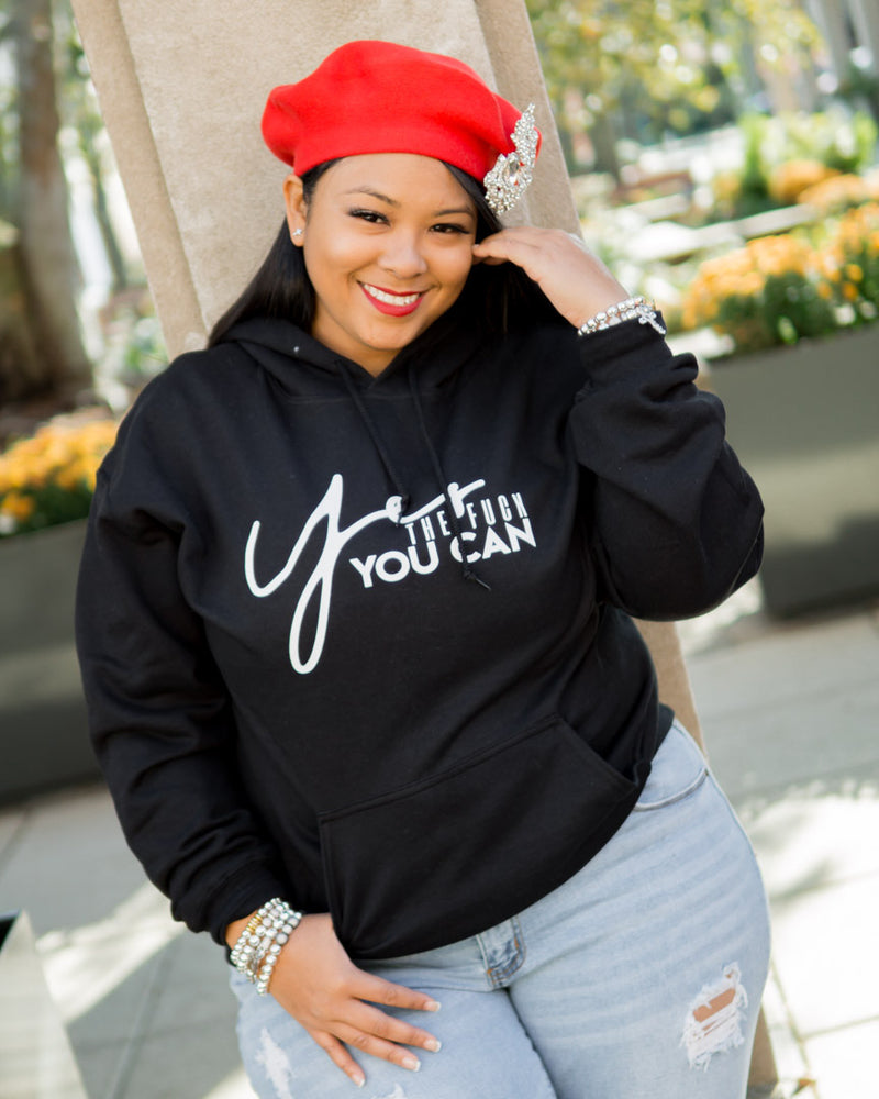PRE-ORDER Yes The F* You Can Hoodie