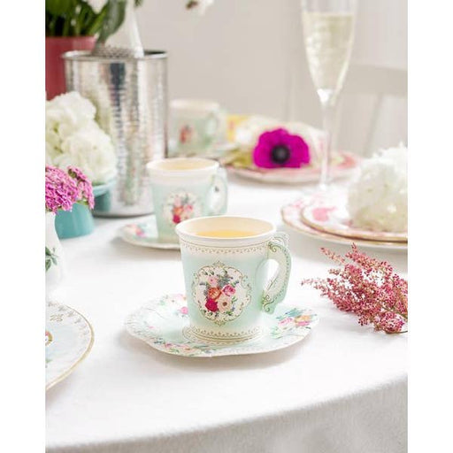 Truly Scrumptious Teacup & Saucer Set - Party, Girl!