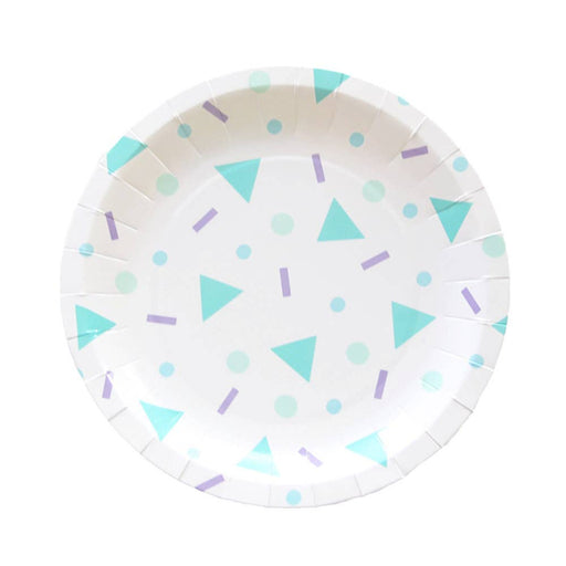 Confetti Pop Large Plates - Party, Girl!