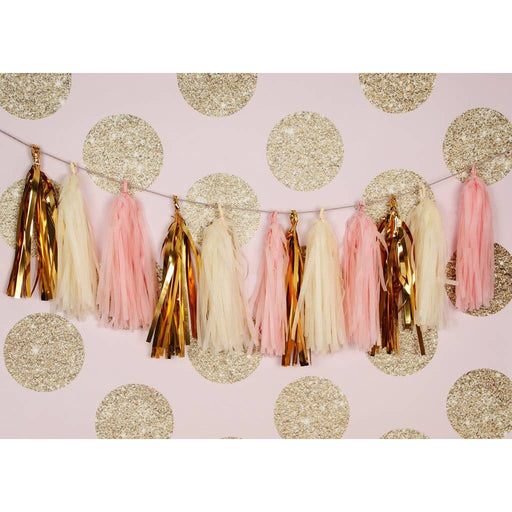 Tissue Tassel Garland - Party, Girl!