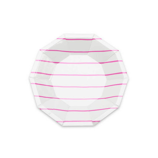 Simple Stripes Plates Large (multiple colors available) - Party, Girl!