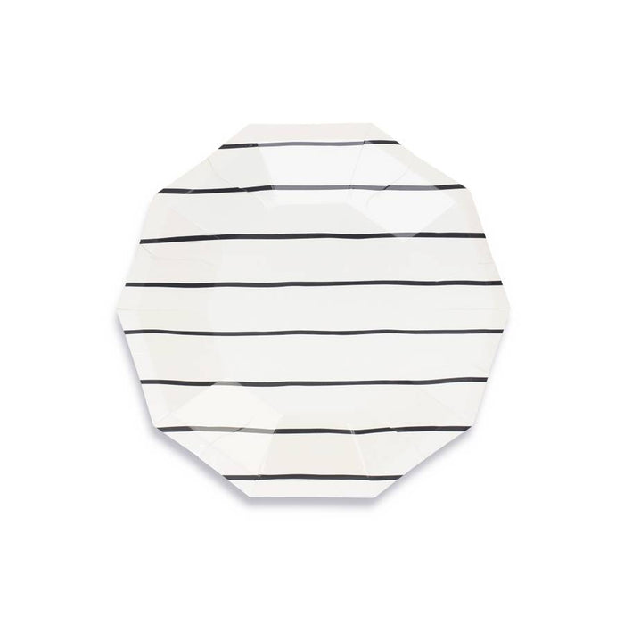 Simple Stripes Plates Small (multiple colors available) - Party, Girl!