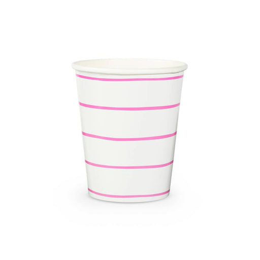 Simple Stripes Cups (multiple colors available) - Party, Girl!